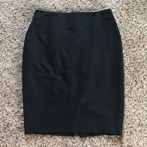🆕 LOFT Black Pencil Skirt